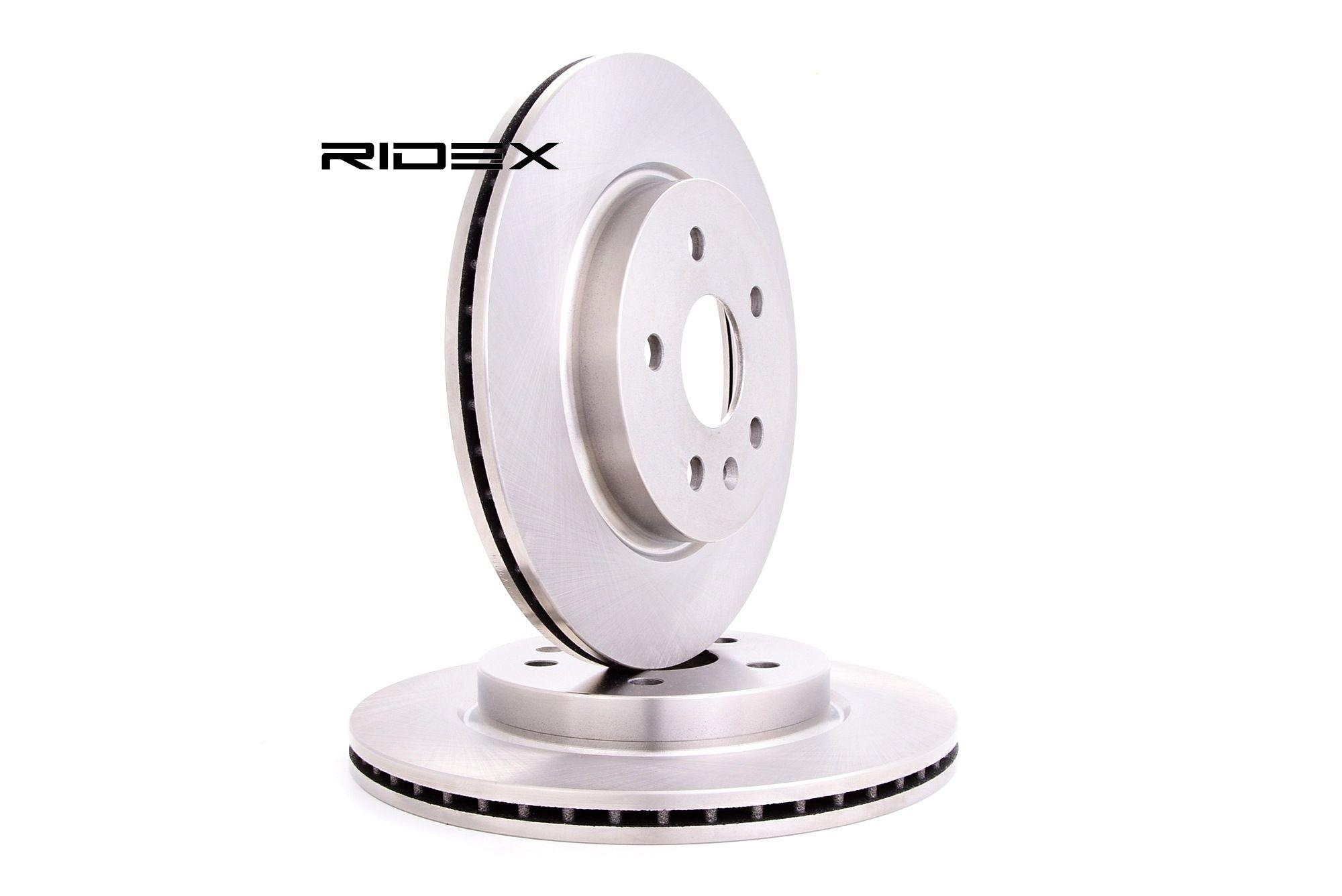 Brake Rotors RIDEX 82B0294 rating