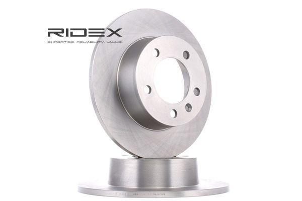 OEM Bremsscheibe RIDEX 7999504 für NISSAN