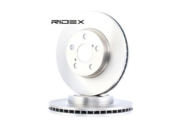 RIDEX 82B0705 Disc brake set