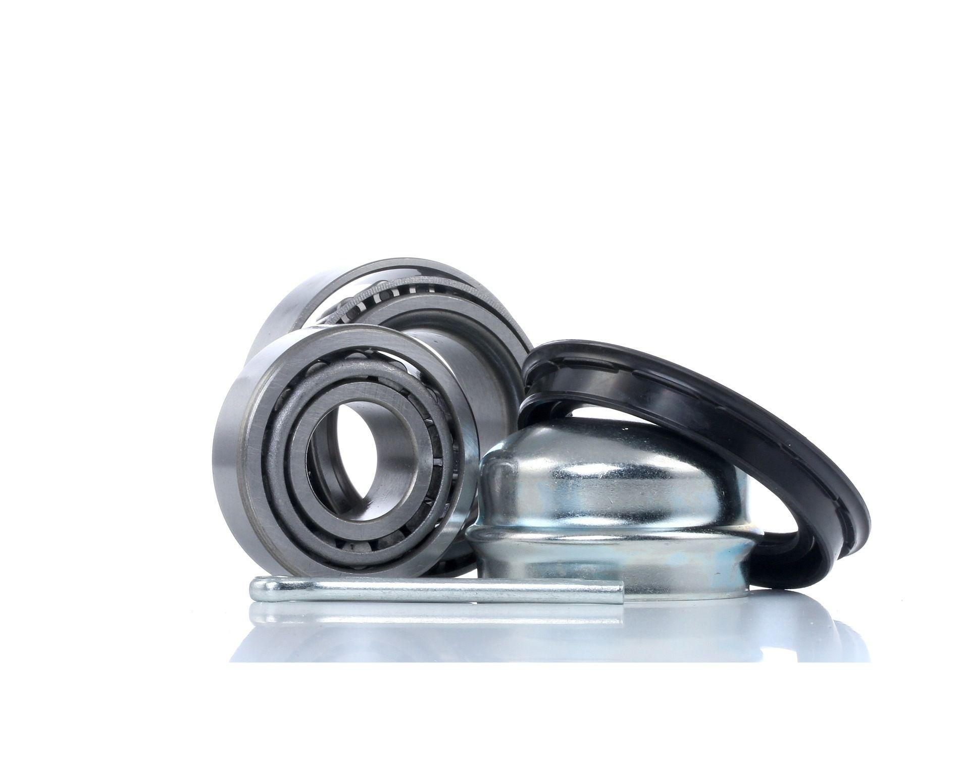Radlager & Radlagersatz RIDEX 654W0002 Bewertung