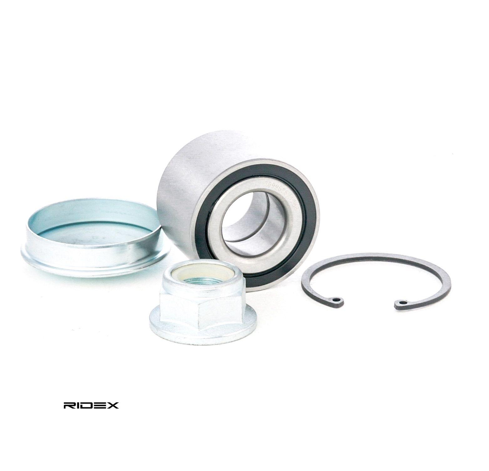 Wheel Bearing RIDEX 654W0003 rating