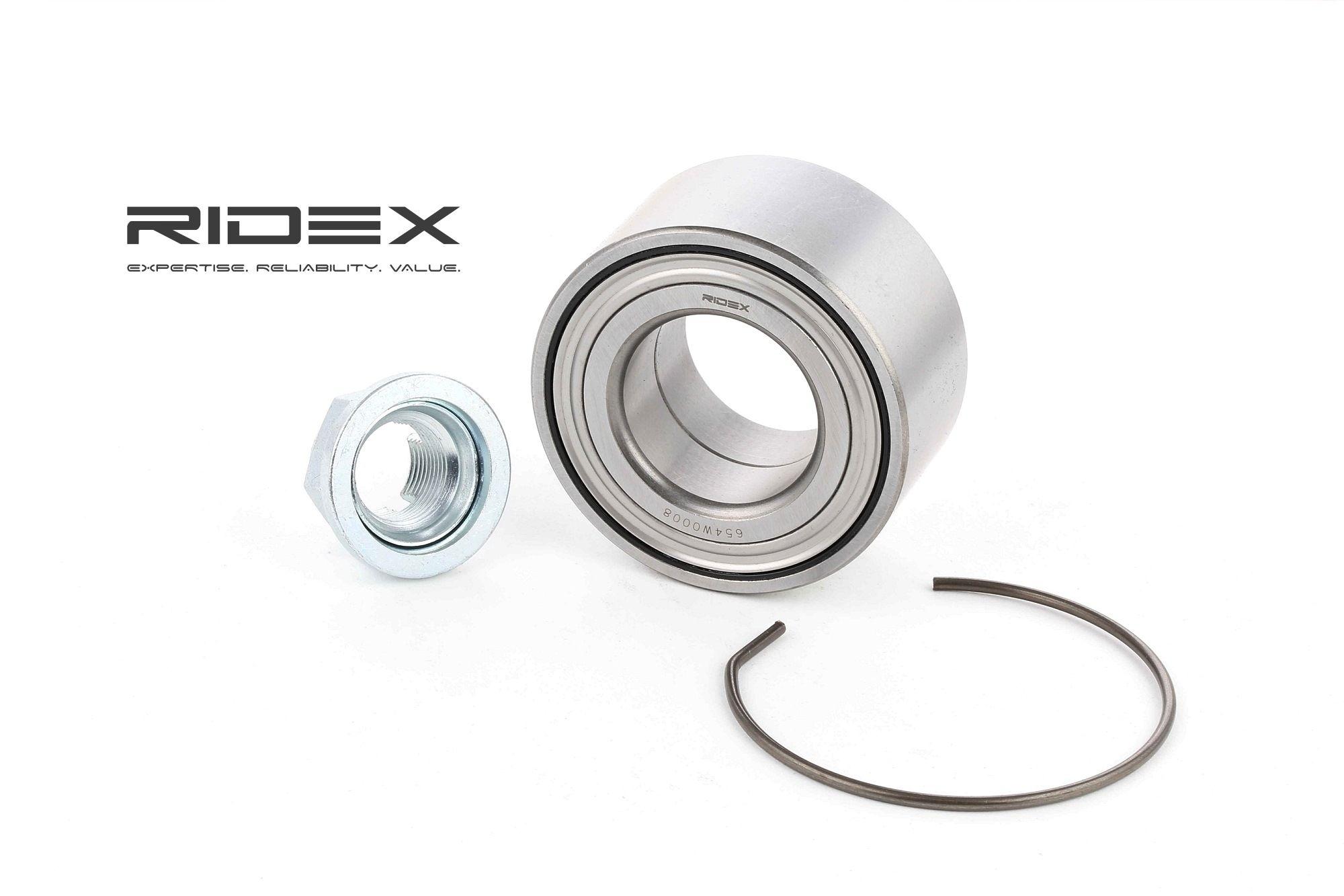 Wheel Bearing RIDEX 654W0008 rating