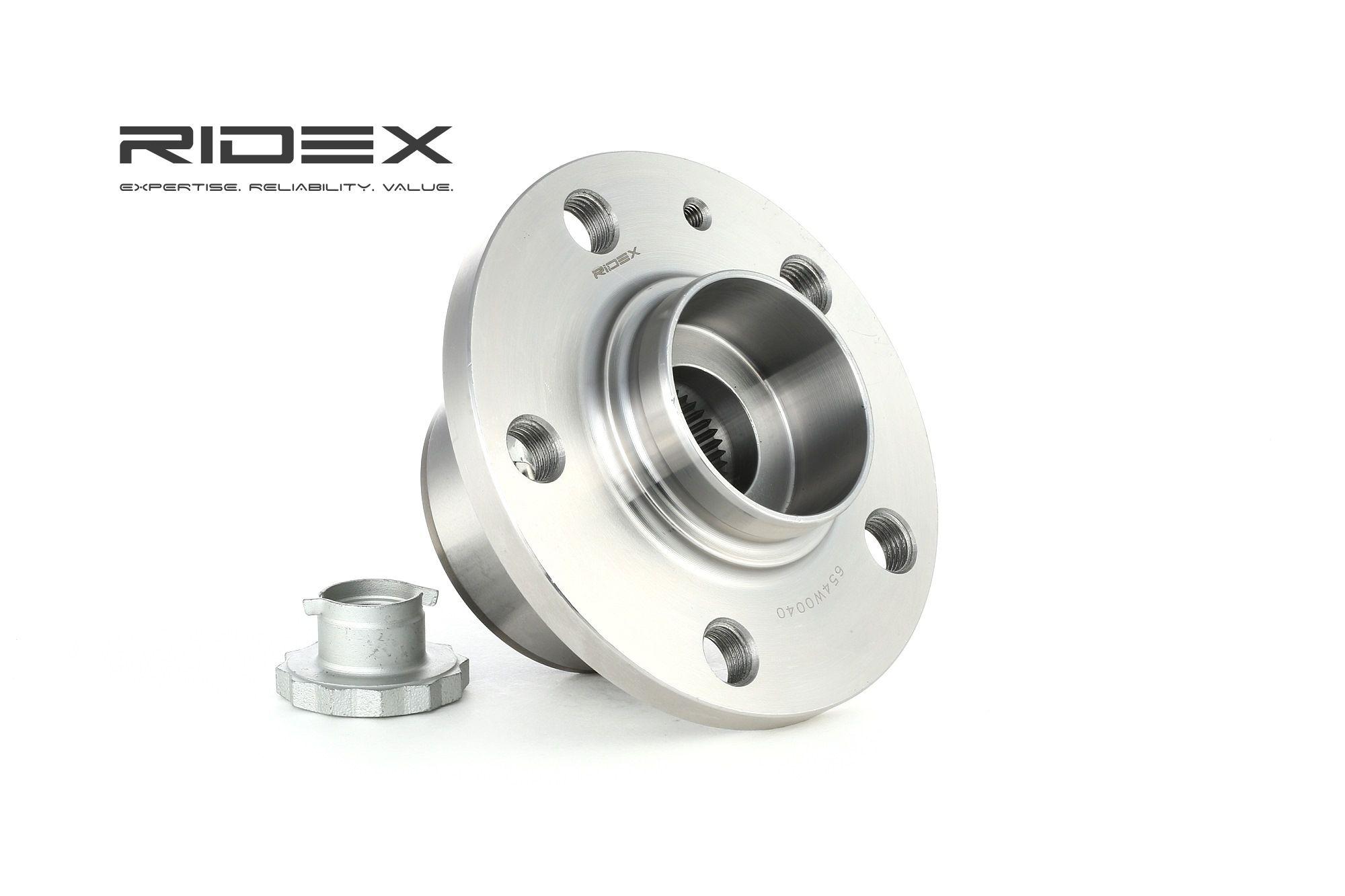 Radlager & Radlagersatz RIDEX 654W0040 Bewertung