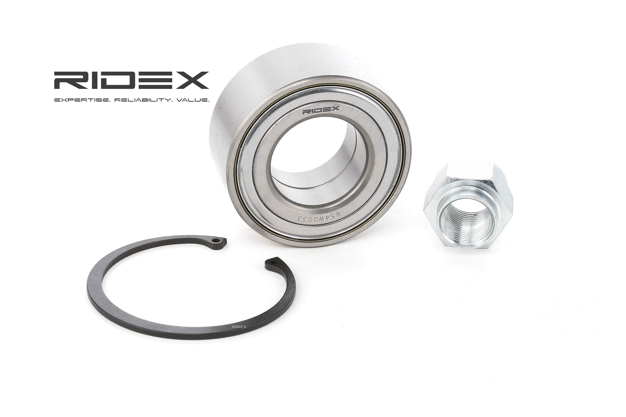 Wheel Bearing RIDEX 654W0033 rating