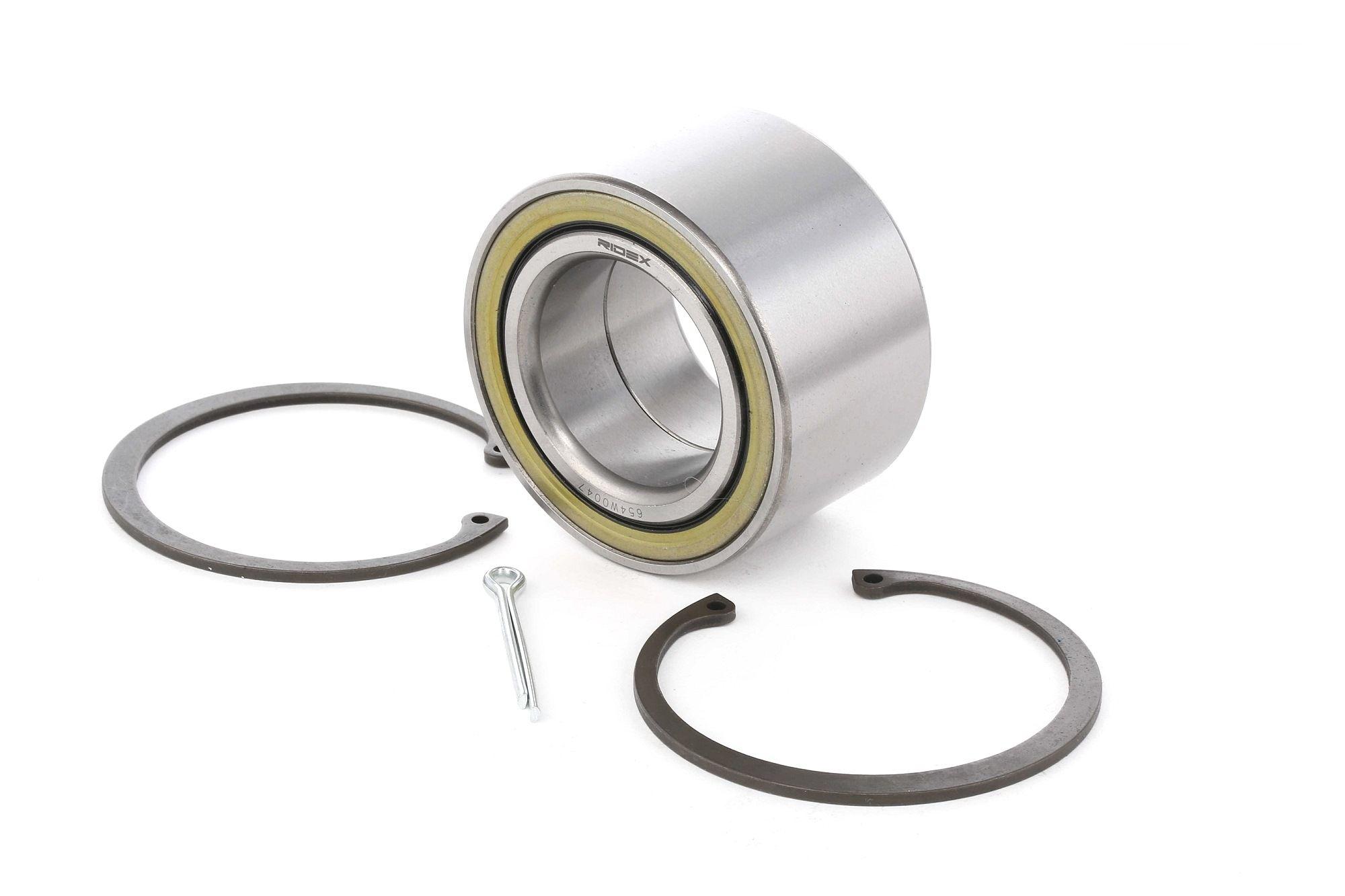 Radlager & Radlagersatz RIDEX 654W0047 Bewertung