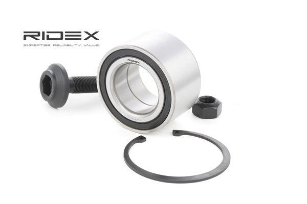 Rodamiento de rueda RIDEX 7999710 eje delantero, ambos lados, eje trasero ambos lados