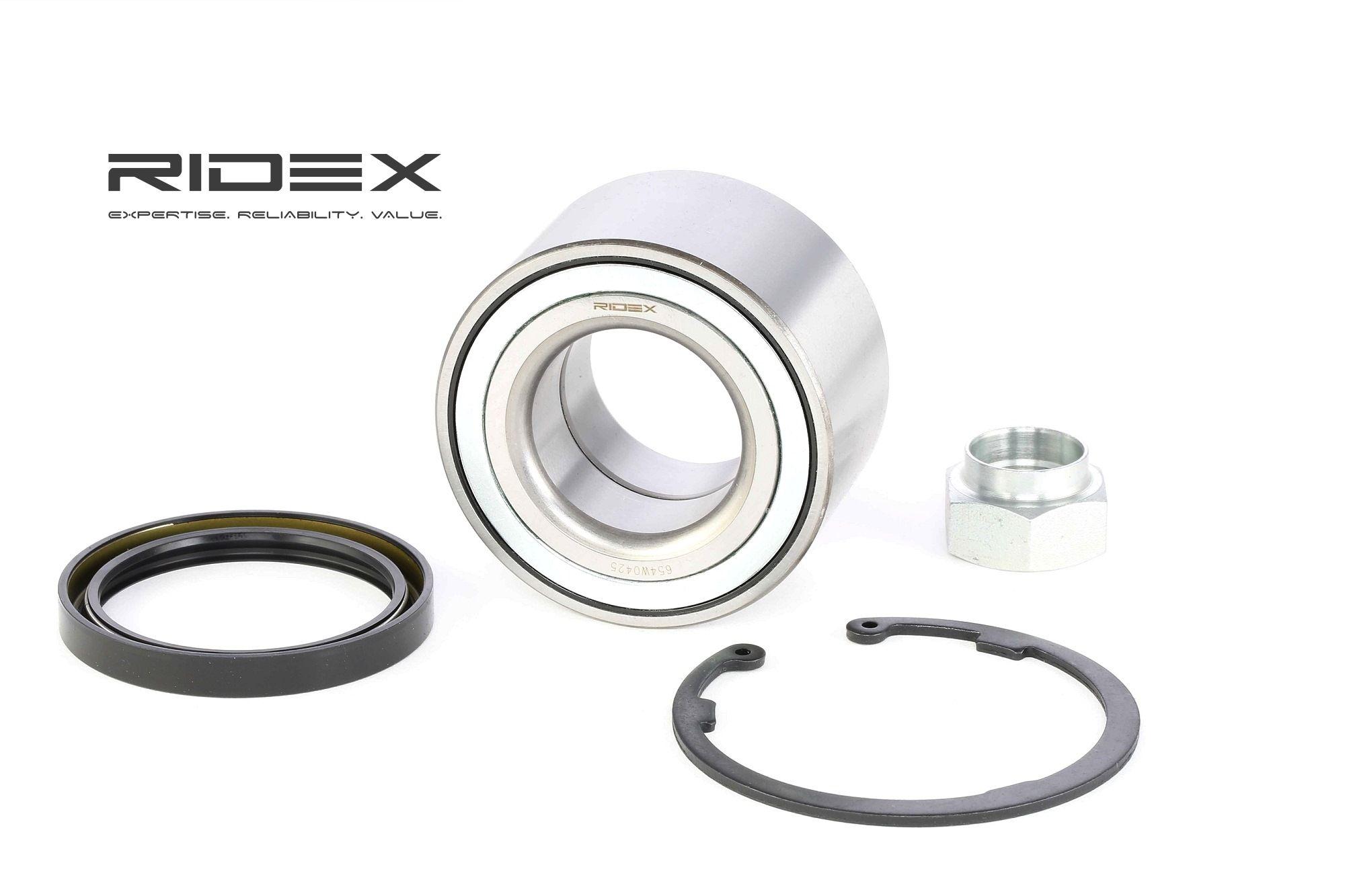 Wheel Bearing RIDEX 654W0425 rating