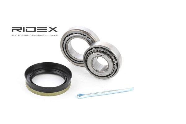 OEM RIDEX 654W0042 AUDI A4 Wheel hub assembly