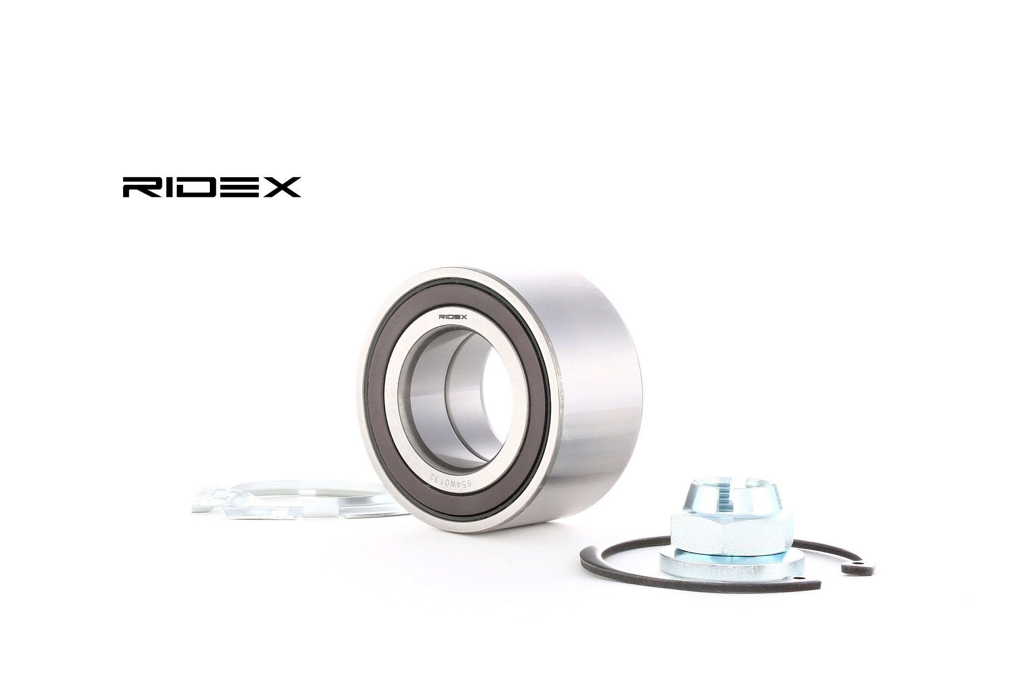 Radlager & Radlagersatz RIDEX 654W0132 Bewertung