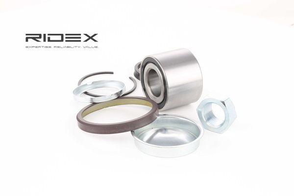 Rodamiento de rueda RIDEX 7999747 eje trasero ambos lados