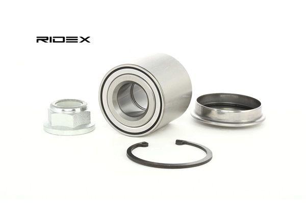 Rodamiento de rueda RIDEX 7999760 eje trasero ambos lados
