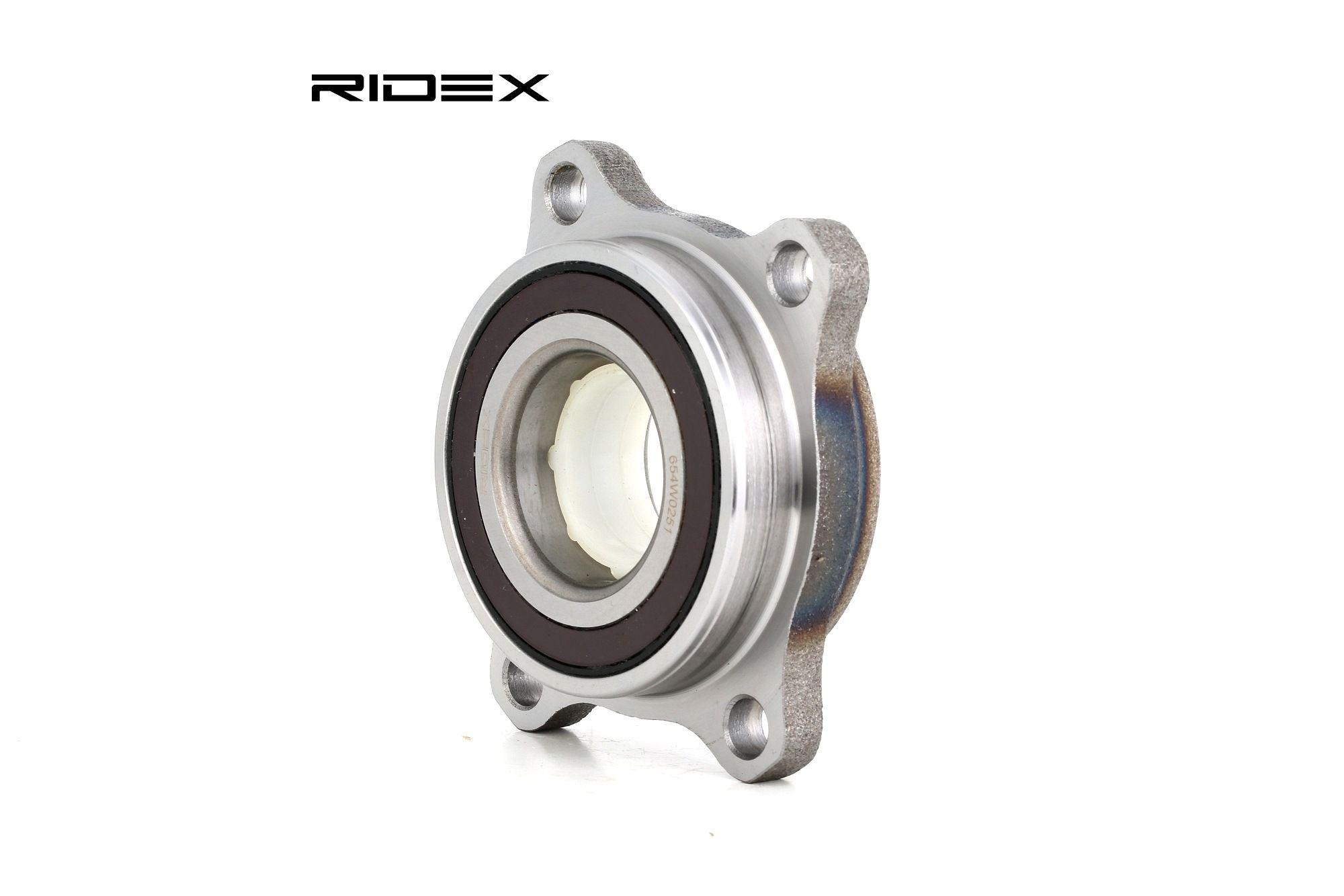 Wiellager & Wiellagerset RIDEX 654W0251 waardering