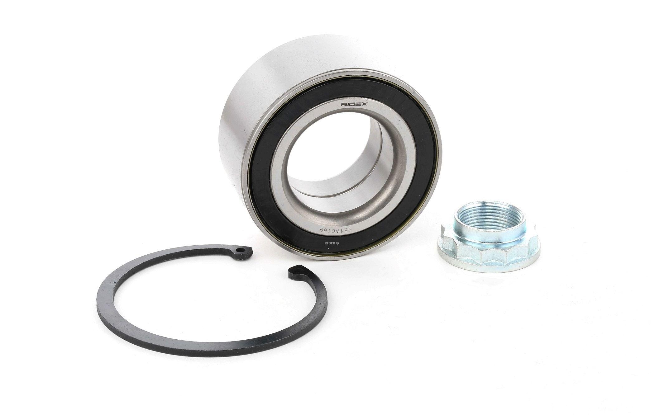 Radlager & Radlagersatz RIDEX 654W0169 Bewertung