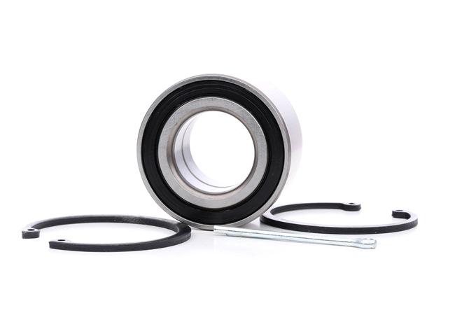 Wheel hub RIDEX 7999810 Front axle both sides