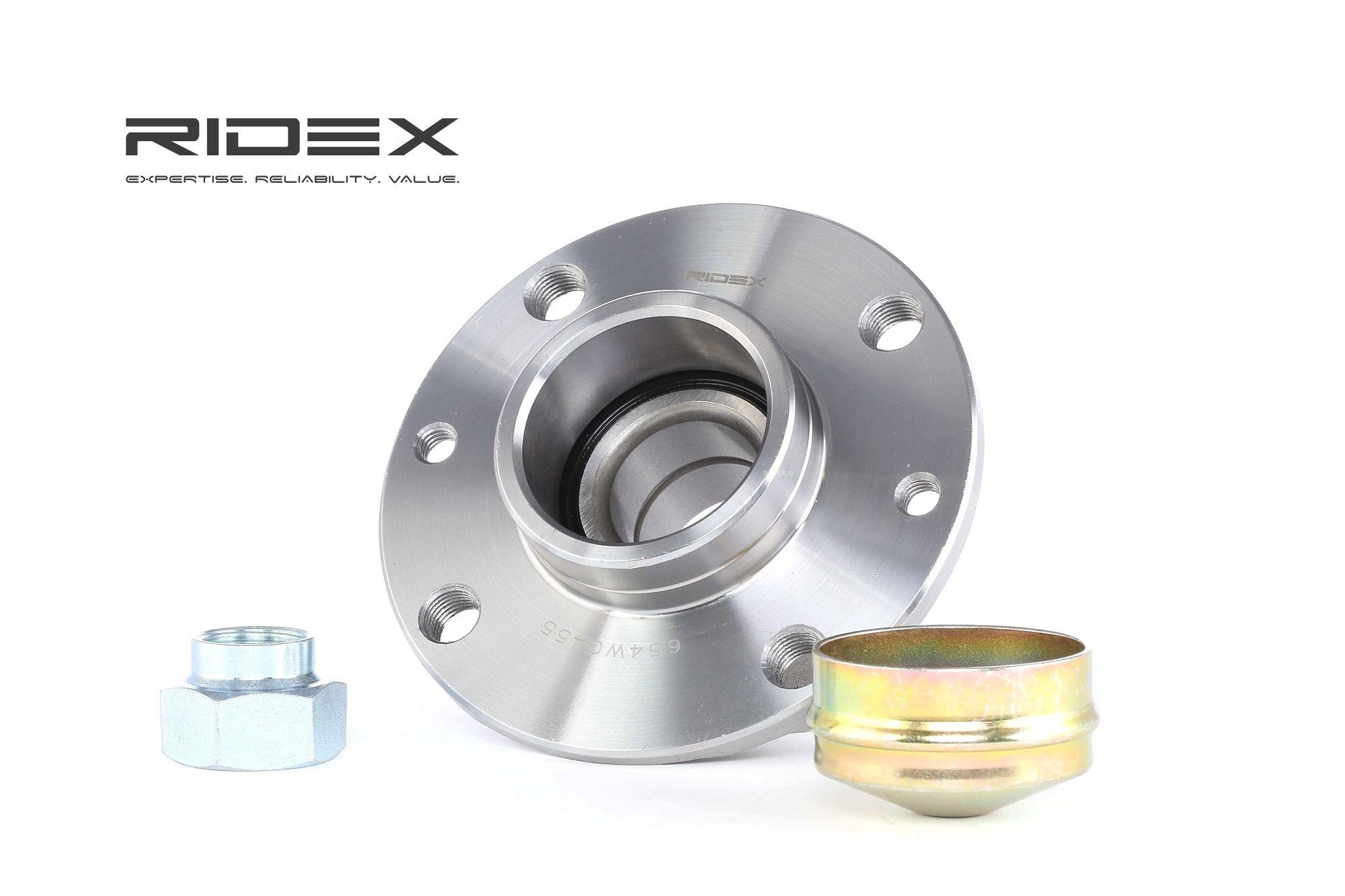 Radlager & Radlagersatz RIDEX 654W0455 Bewertung