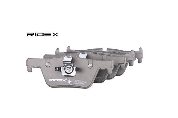 RIDEX 402B0531 Bremsekloss