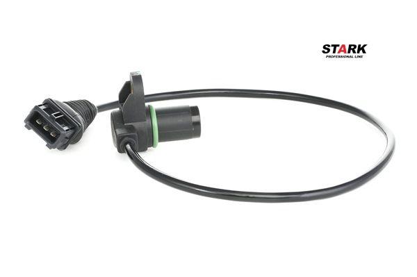 Sensor, posición arbol de levas Número de polos: 3polos, Long. cable: 490mm con OEM número 1.438.081