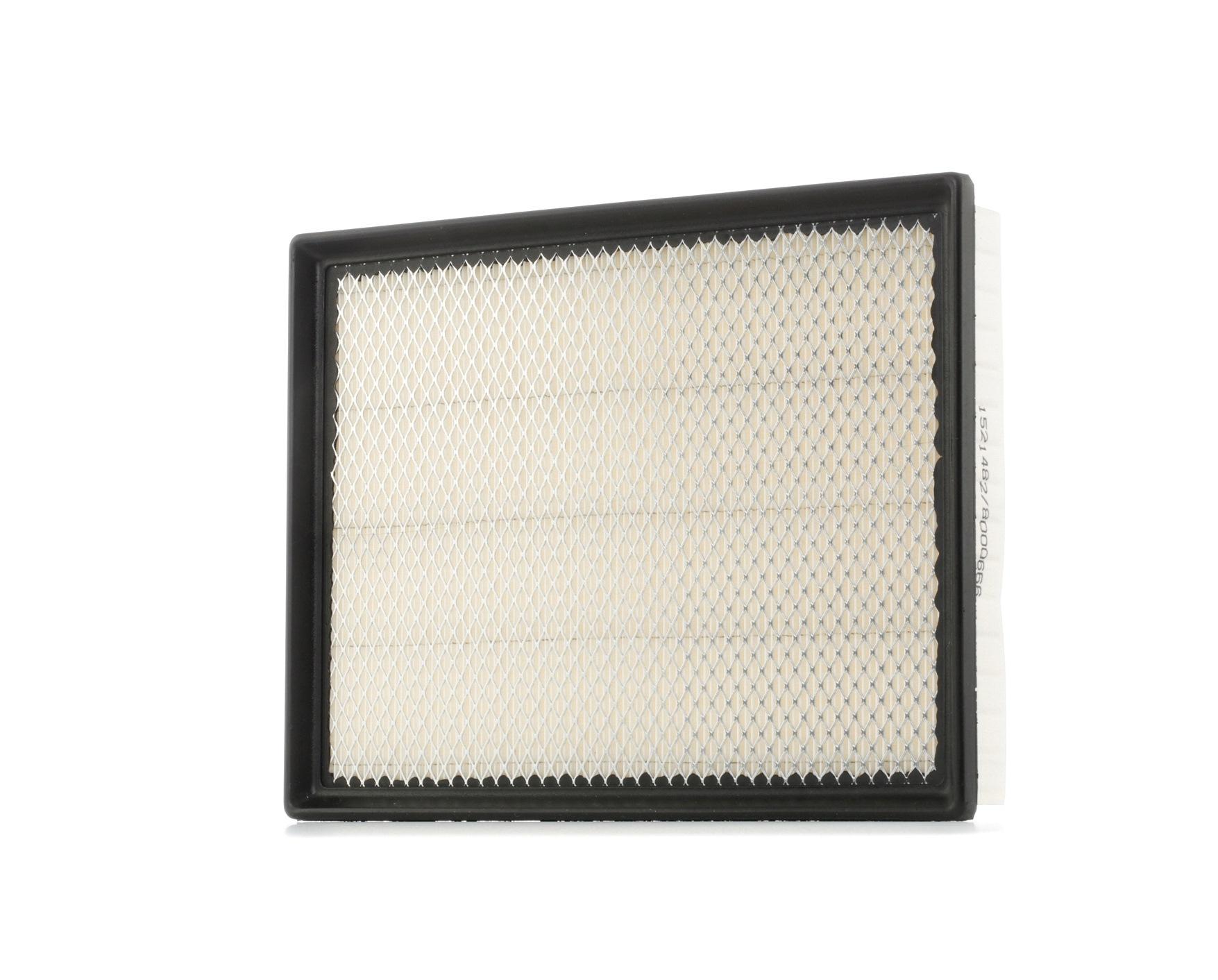 Luftfilter RIDEX 8A0029 Bewertung