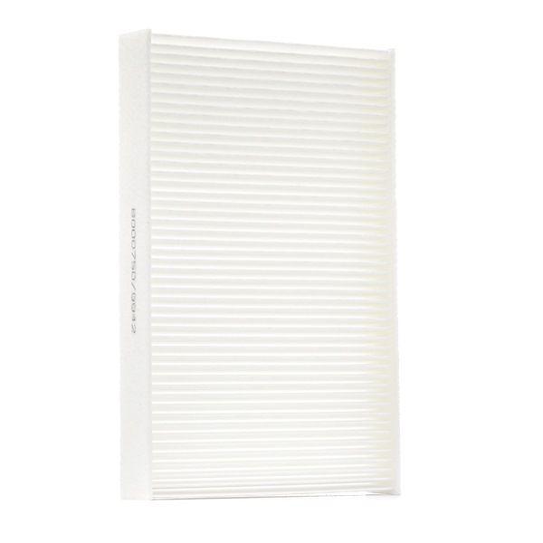 Cabin filter RIDEX 8000750 Pollen Filter