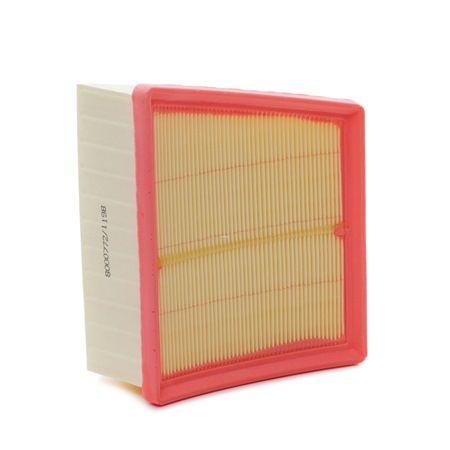 Air filter RIDEX 8000772 Filter Insert