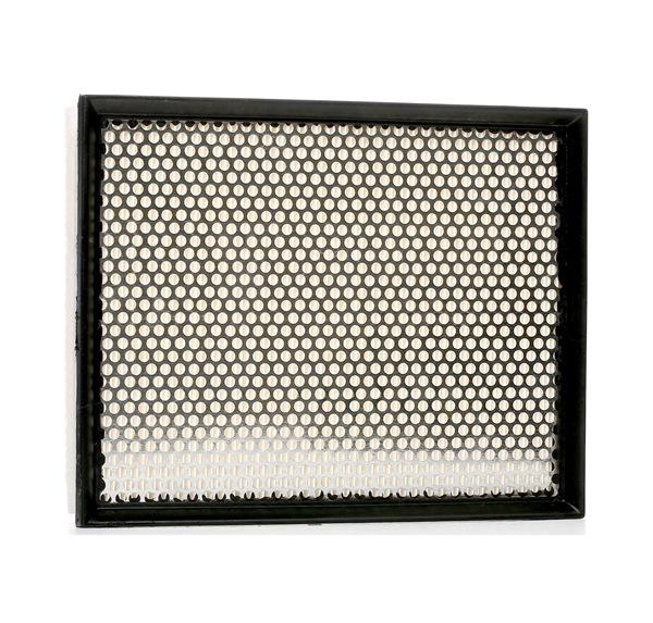 Filtro de aire motor RIDEX 8000880 Filtro de recirculación aire, con filtro previo