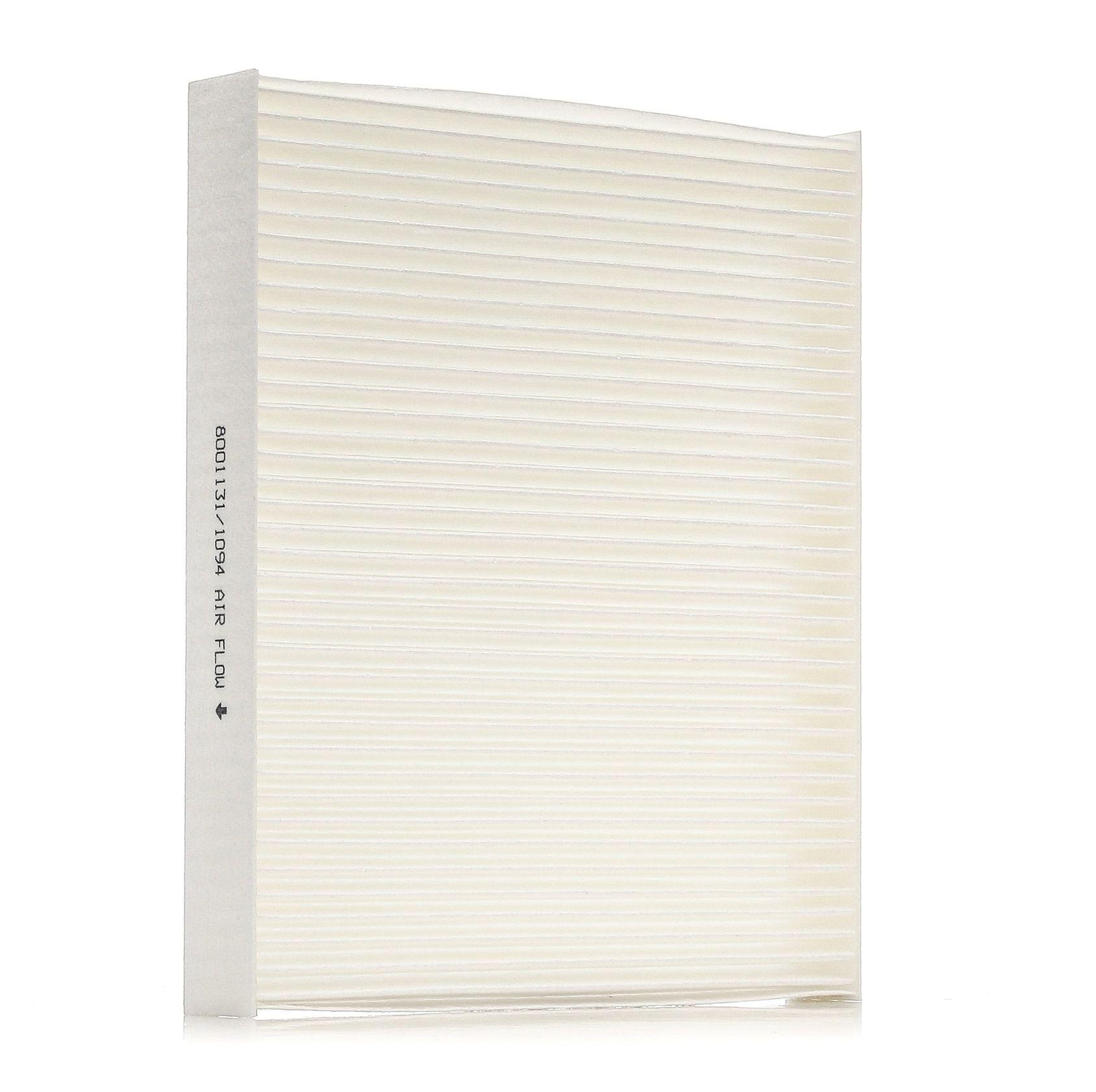 Cabin Filter RIDEX 424I0012 rating