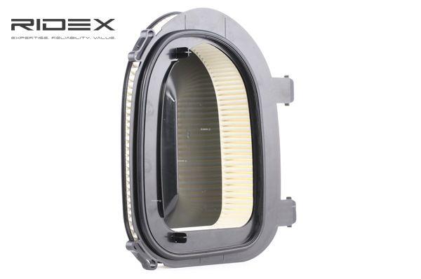 RIDEX Motorluftfilter 8A0276
