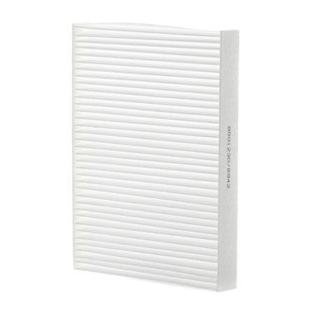 Filtro de aire acondicionado RIDEX 8001230 Filtro antipolen