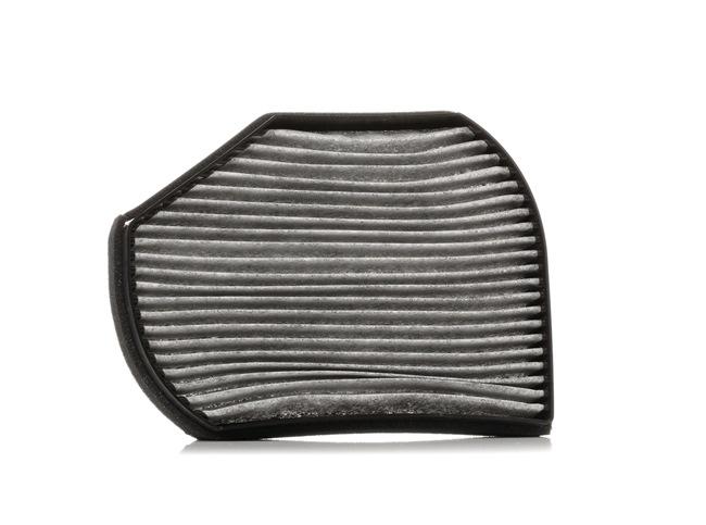RIDEX Pollenfilter CHRYSLER Carbon filter