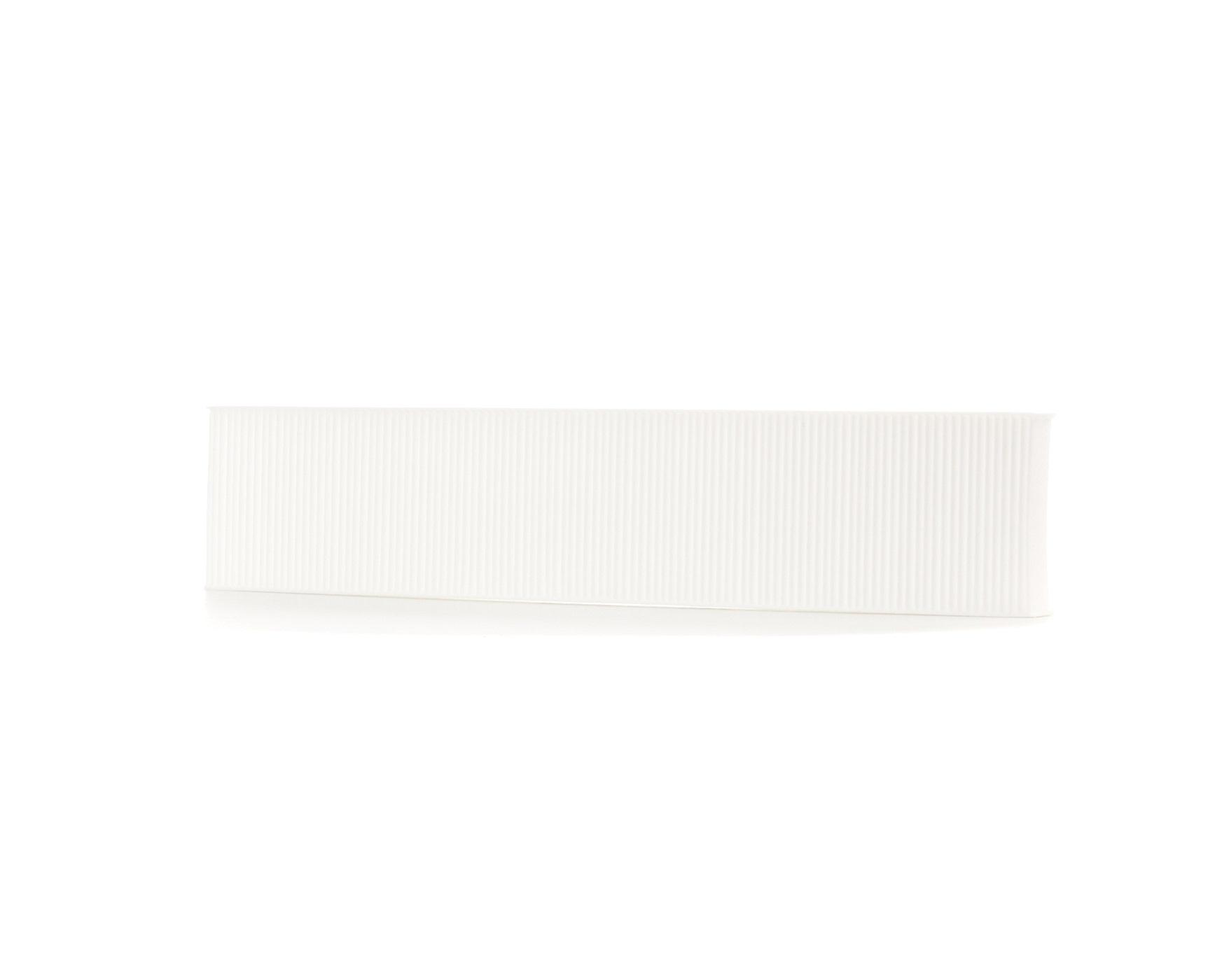Pollenfilter RIDEX 424I0253 Bewertung