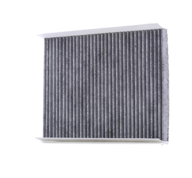 Filtro de aire acondicionado RIDEX 8001317 Filtro de carbón activado