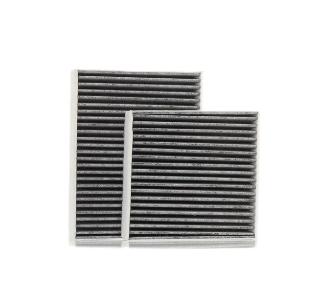 RIDEX Cabin filter CITROËN Charcoal Filter