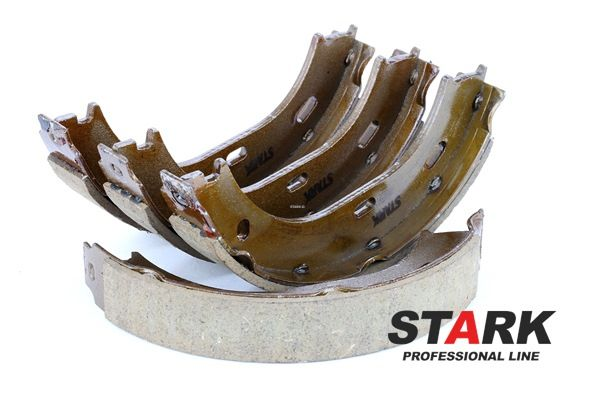 STARK Hinterachse, Ø: 160mm, ohne Zubehör SKBS0450158