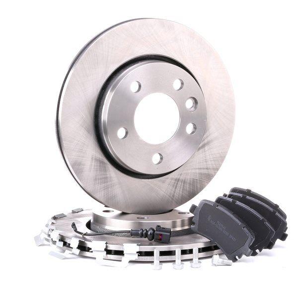 MAPCO 47780 Bremsscheiben mit Bremsbel/ägen