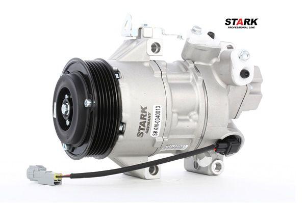 STARK Compresores de aire acondicionado DAIHATSU PAG 46, Frigor.: R 134 a, con aceite de compresor PAG