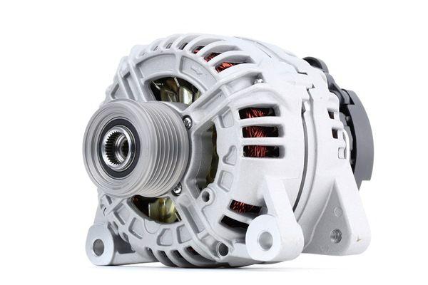 Generator Rippenanzahl: 6 mit OEM-Nummer 96463218