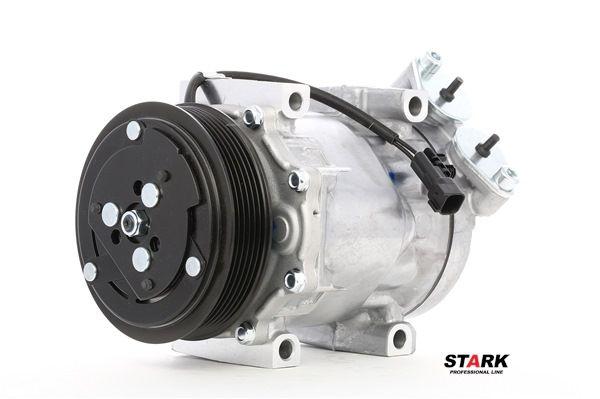 STARK Compresor de aire acondicionado MAZDA PAG 46, Frigor.: R 134 a