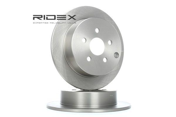 RIDEX 82B0398 Disc brake set