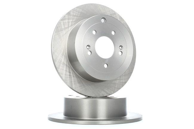 RIDEX 82B0335 Disc brake set