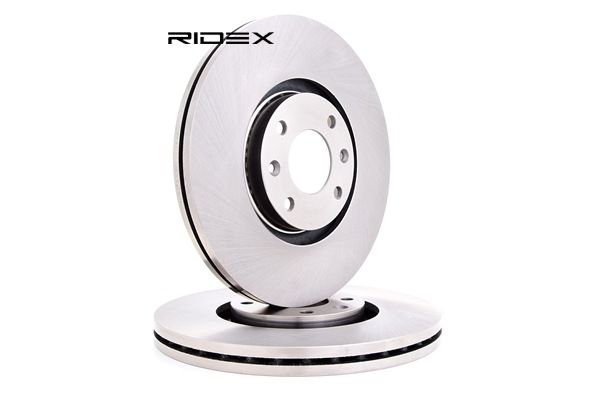 Brake discs and rotors RIDEX 8013754 Front Axle, Vented