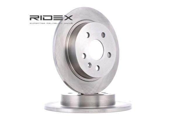 RIDEX 82B0265 Disc brake set