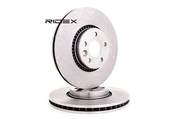 RIDEX 82B0267 Disc brake set