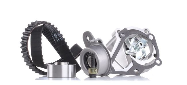 Cam belt kit GATES K015479XS BOOST™ CVT Belt, with water pump