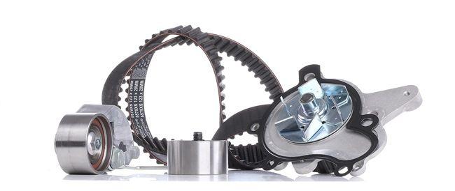 Cam belt kit GATES K015579XS BOOST™ CVT Belt, with water pump