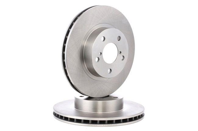Bremsscheibe Bremsscheibendicke: 24mm, Ø: 260mm mit OEM-Nummer 26300-AE090