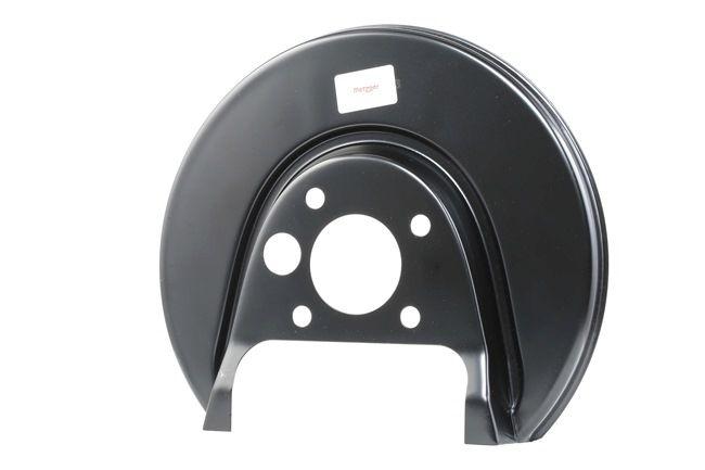 OEM Splash Panel, brake disc METZGER 8033478 for VW