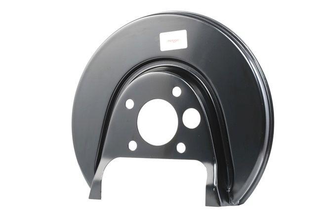 OEM Splash Panel, brake disc METZGER 8033479 for VW