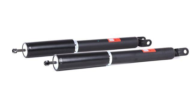 Struts TRW 8039028 Rear Axle, Twin-Tube, Gas Pressure, Telescopic Shock Absorber, Bottom Fork, Top pin