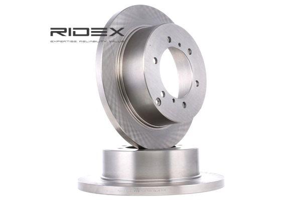 RIDEX 82B0433 Disc brake set
