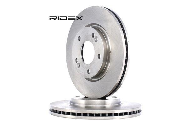RIDEX 82B0101 Disc brake set